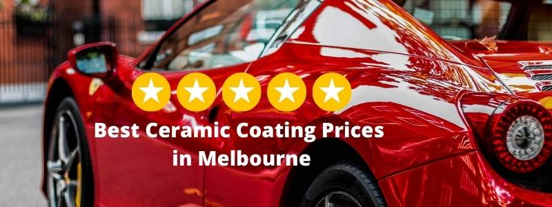 Best Ceramic Coating Prices in Melbourne