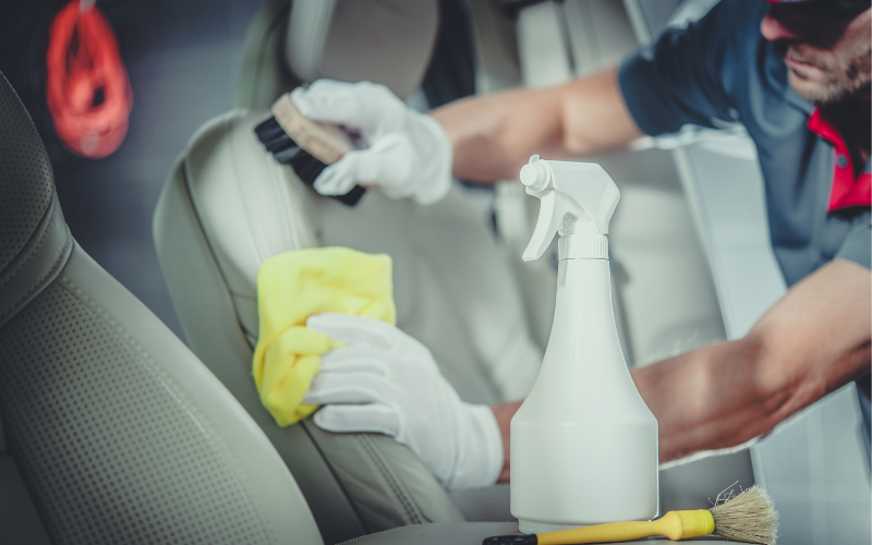 CAR CLEANING AND MAINTENANCE MELBOURNE
