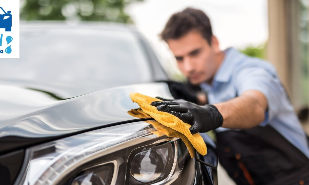 5 Benefits of Car Detailing Your Vehicle