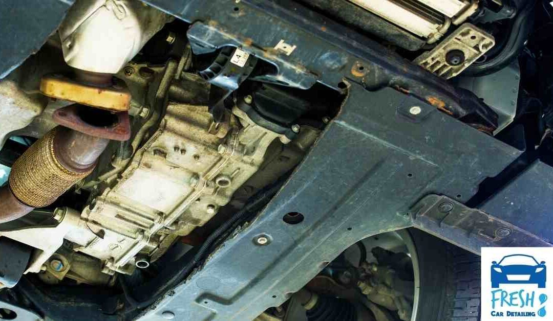 Why Is Vehicle Undercarriage Cleaning Important?