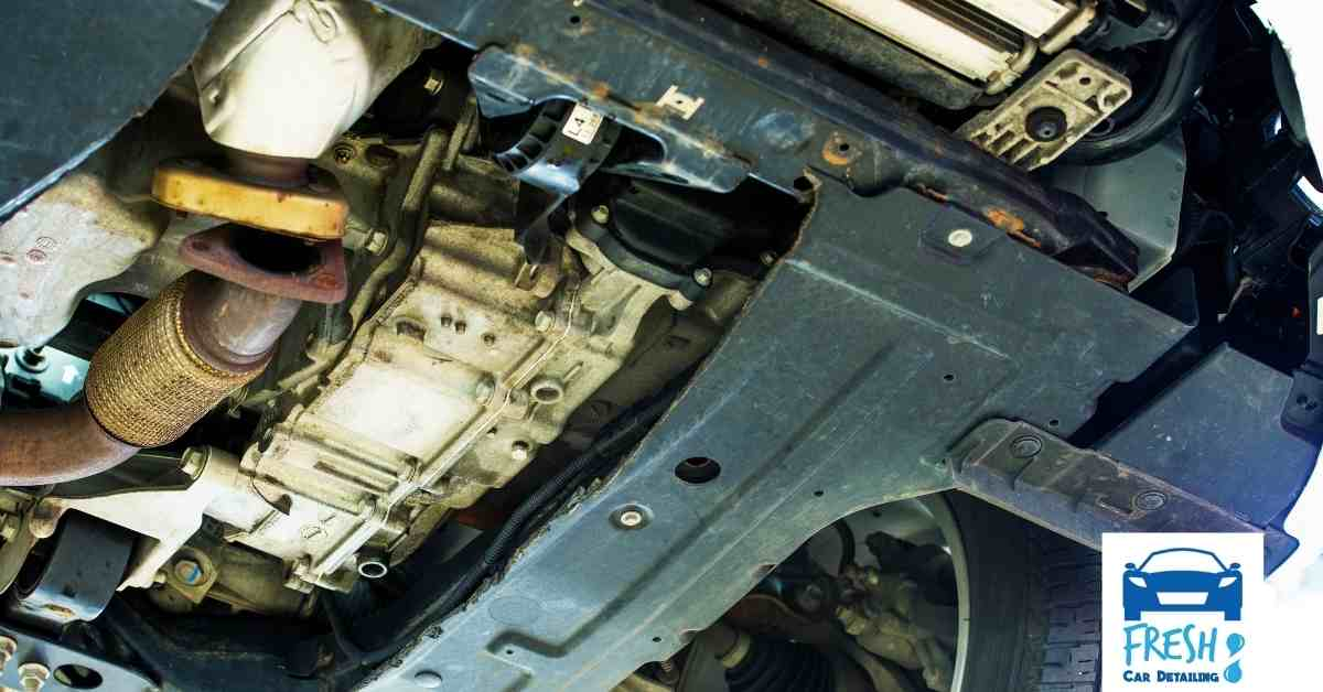 Why Is Vehicle Undercarriage Cleaning Important