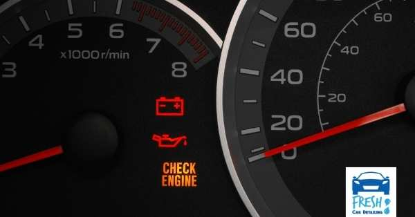 Check engine light on It is Important to find out what's going on immediately