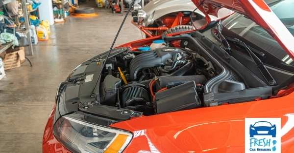 How to Clean Your Engine Bay in 7 Steps